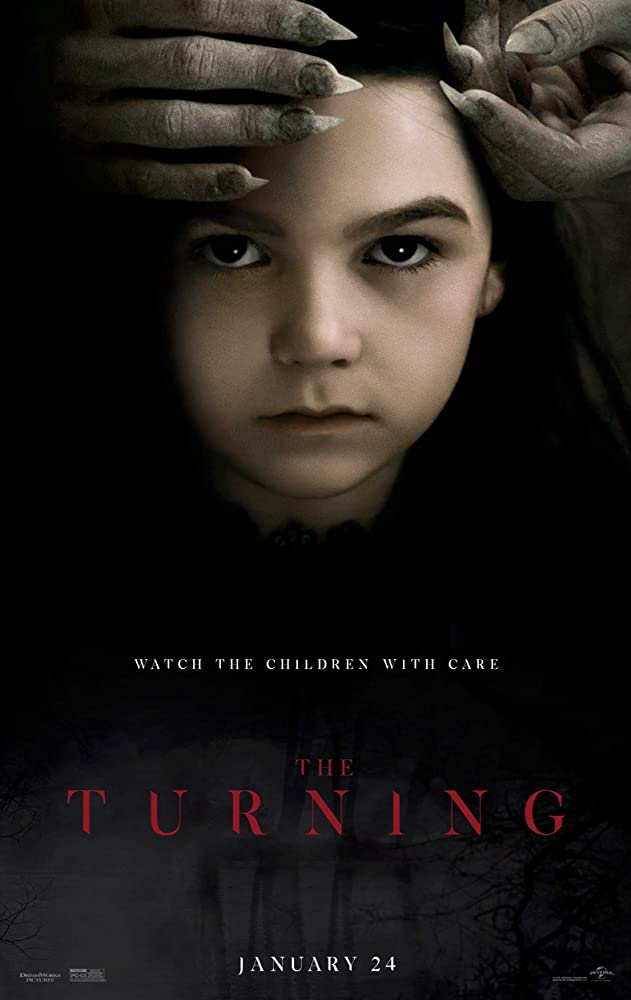 The Turning (2020) | Mackenzie Davis, Finn Wolfhard