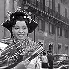 Akiko Wakabayashi in Akiko (1961)