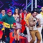 Varun Dhawan, Shraddha Kapoor, Punit Pathak, and Raghav Juyal in Dance Plus (2015)