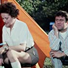 Betty Marsden and Terry Scott in Carry on Camping (1969)
