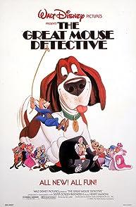 The Great Mouse Detectiveเบซิล นักสืบหนูผู้พิทักษ์