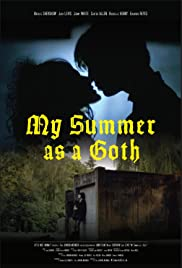 My Summer as a Goth Poster