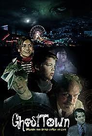 Alyson Stoner, William Corkery, David August, Zach Cumer, Gabriel Basso, and Jack E. Curenton in Ghost Town (2009)
