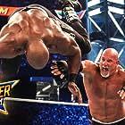 Bill Goldberg and Bobby Lashley in WWE SummerSlam (2021)