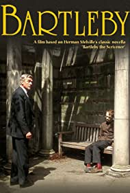 Paul Scofield and John McEnery in Bartleby (1970)