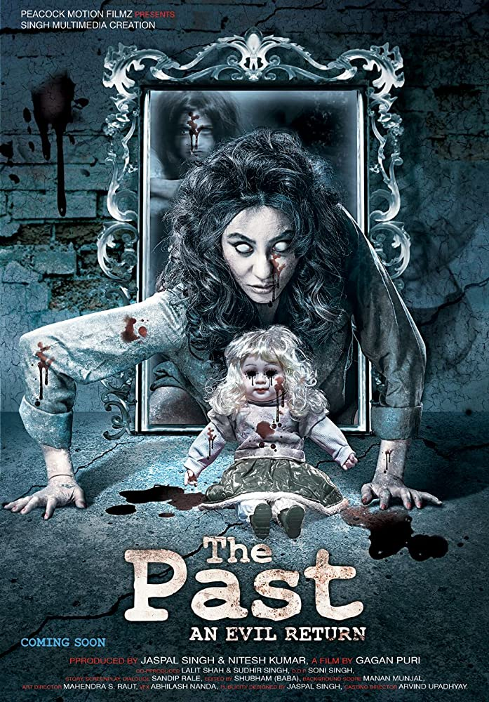 The Past 2018 Hindi Movie 650MB WEB-DL 720p HEVC x265 ESubs Free Download