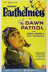 Richard Barthelmess in The Dawn Patrol (1930)