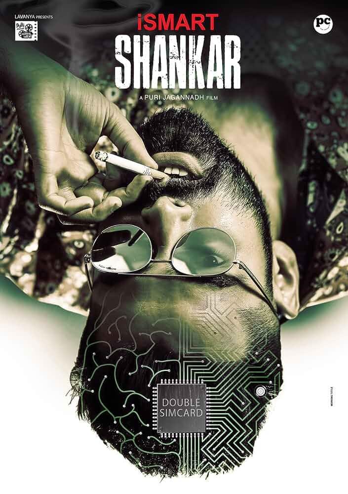 iSmart Shankar (2019) Hindi UNCUT WEB-HD 1080p 720p 480p Dual Audio [Hindi DD2.0 + Telugu] ESubs | Download | Watch Online | [G-Drive]