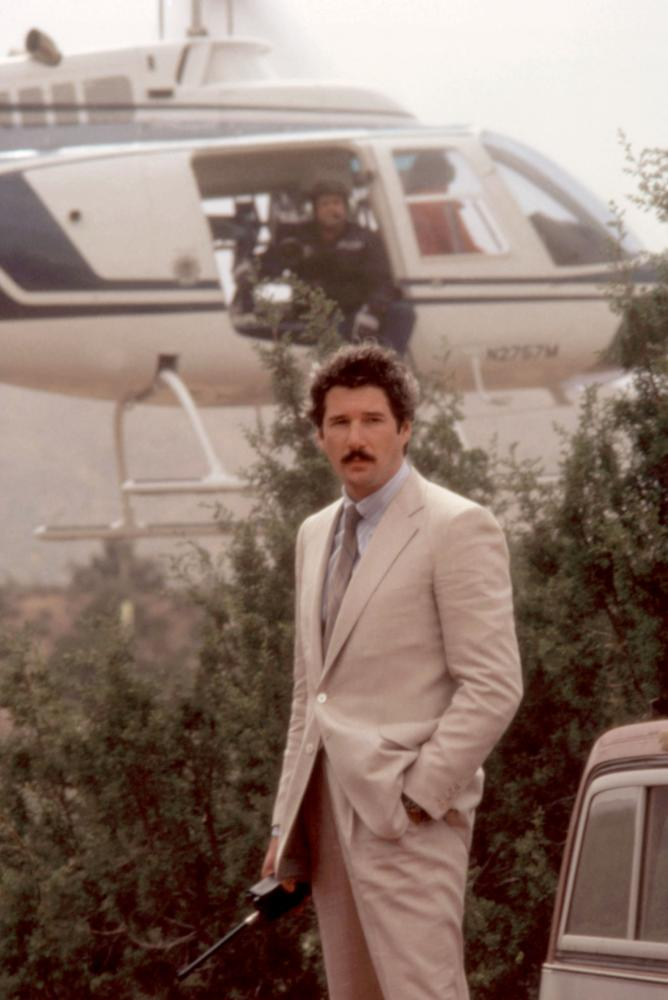 Richard Gere in Power (1986)