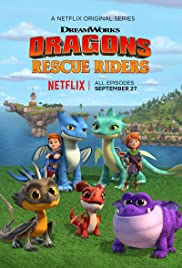 Dragons: Rescue Riders Poster