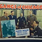 Lola Lane, Barton MacLane, and Lloyd Nolan in Gangs of Chicago (1940)
