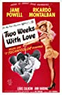 Two Weeks with Love (1950) Poster