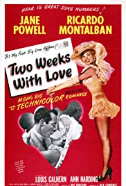 Two Weeks with Love(1950) Poster - Movie Forum, Cast, Reviews