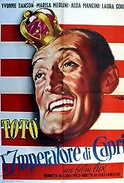 The Emperor of Capri Poster