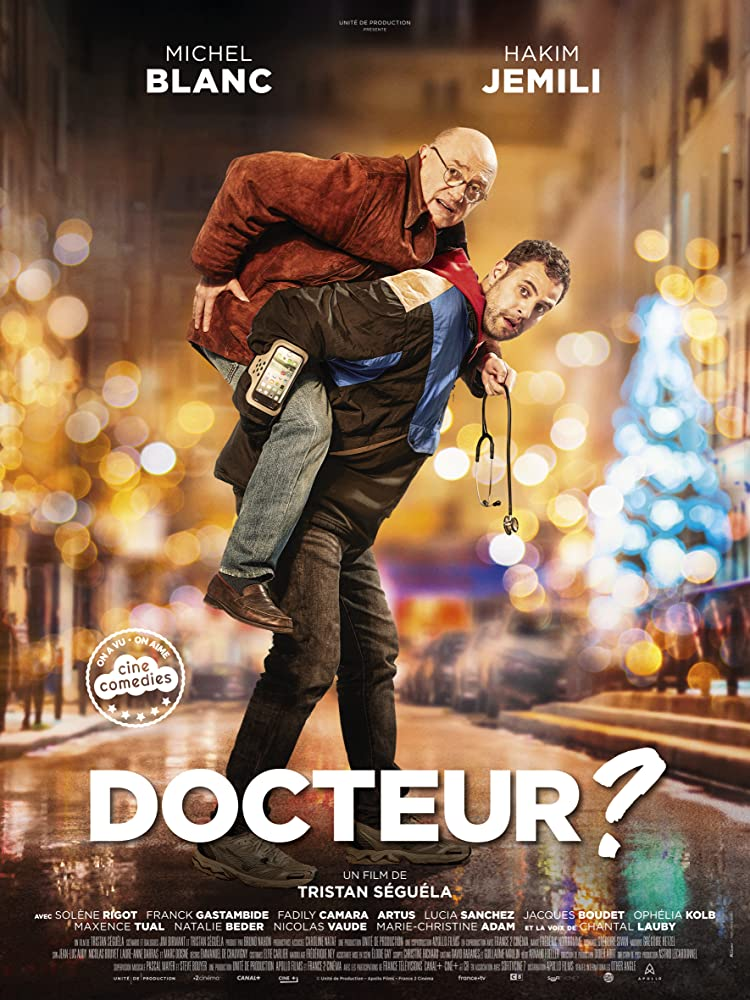 Docteur? (2019) Dual Audio 720p HDCAM [Hindi (Fun Dub) + Russian]