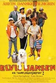 Elvis Hansen, en samfundshjælper Poster