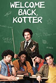 Welcome Back, Kotter (1975) Poster - TV Show Forum, Cast, Reviews