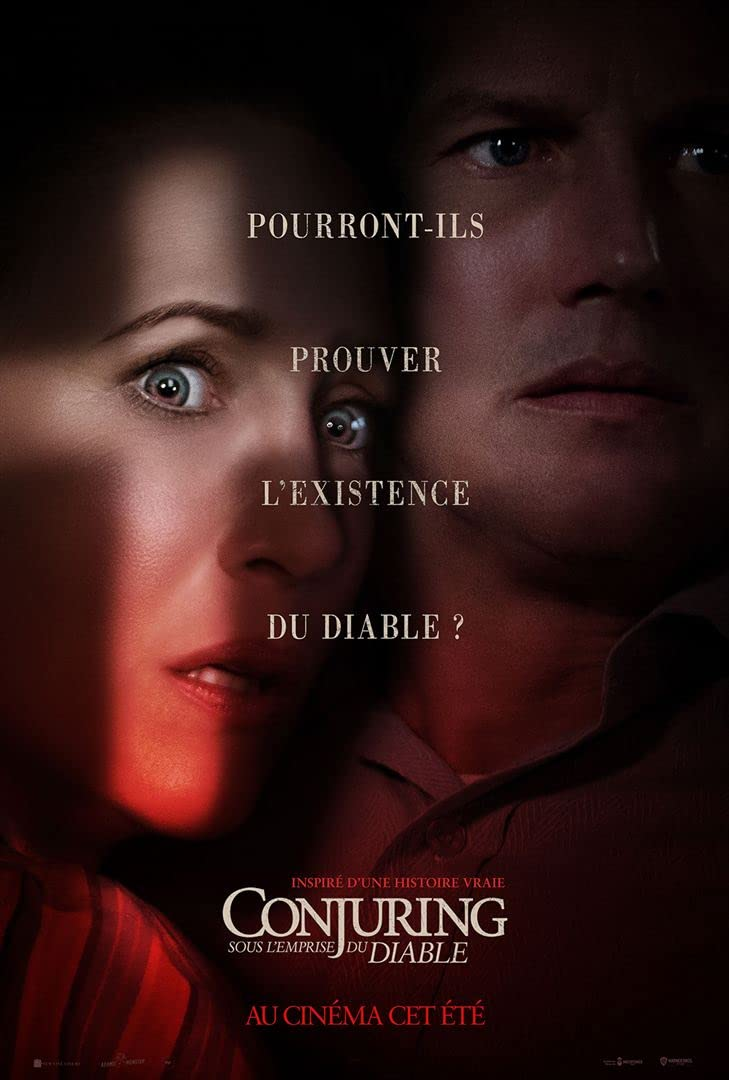 The Conjuring: The Devil Made Me Do It (2021) Hindi Dubbed
