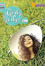 Girl in the City Poster