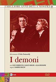 I demoni Poster