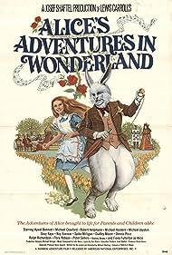 Peter Sellers, Dudley Moore, Michael Crawford, Fiona Fullerton, Robert Helpmann, and Flora Robson in Alice's Adventures in Wonderland (1972)