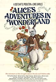 Alice's Adventures in Wonderland (1972) Poster - Movie Forum, Cast, Reviews