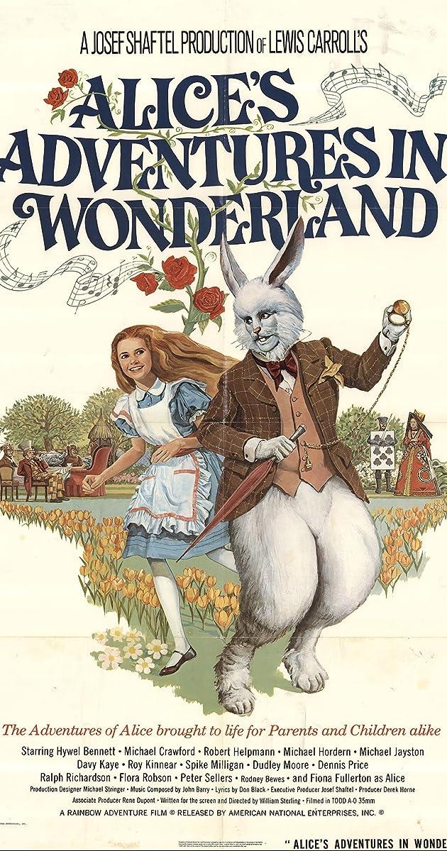 Alice's Adventures in Wonderland (1972) - IMDb
