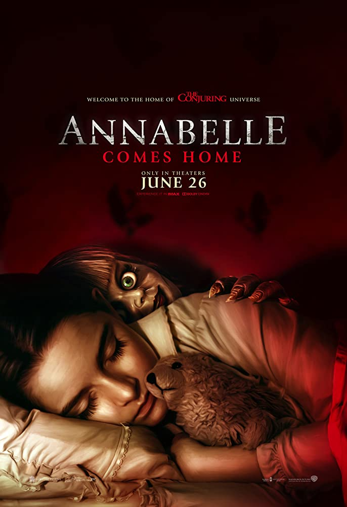 Annabelle Comes Home (2019) Subtitle Indonesia
