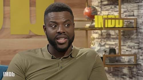 'Black Panther' Star Winston Duke on Wakanda's Warriors