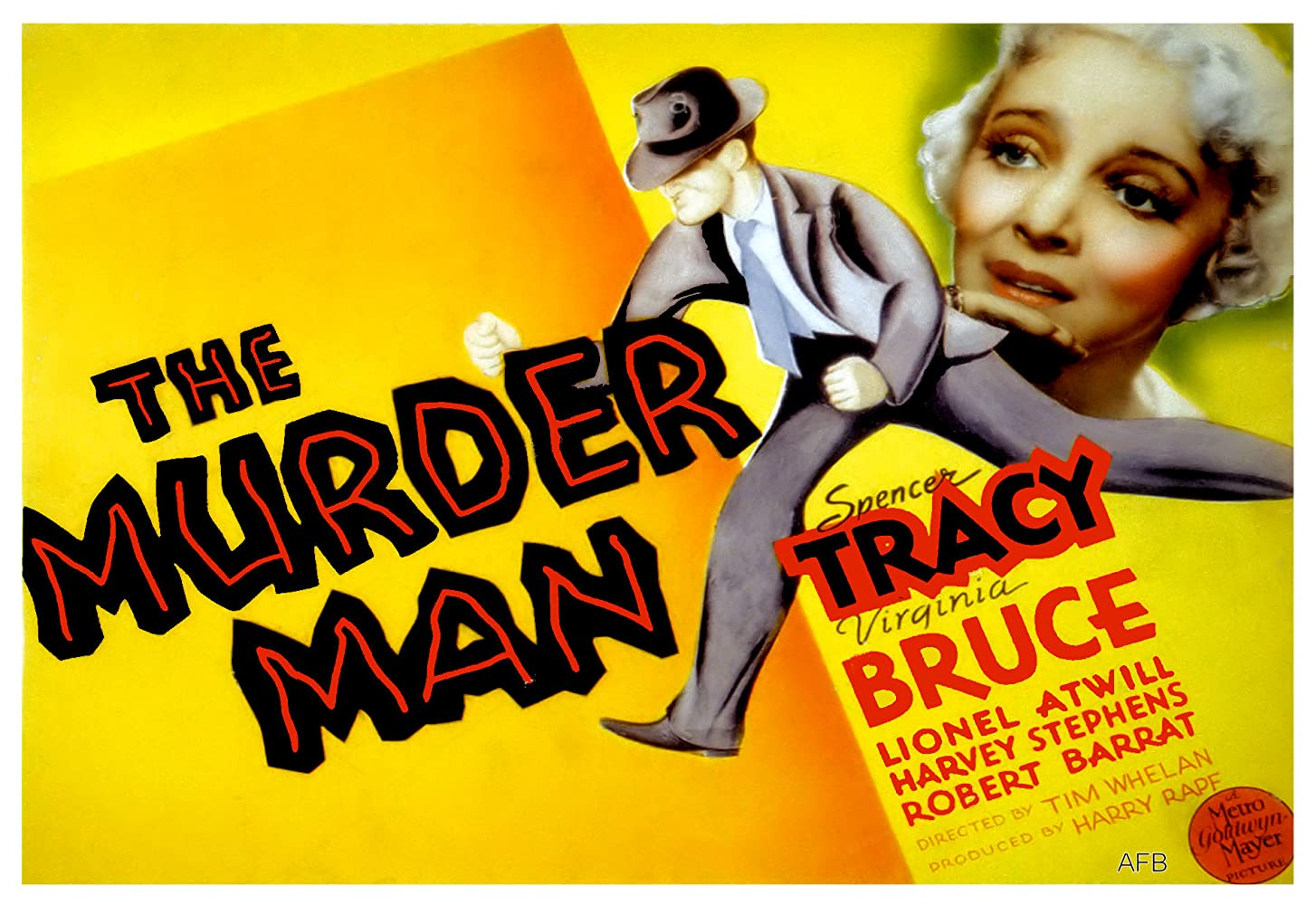 The Murder Man (1935)