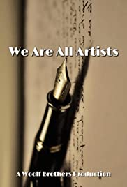 We Are All Artists Poster