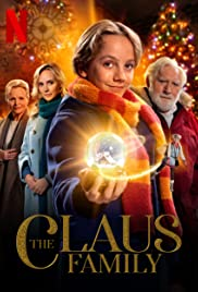 The Claus Family Poster