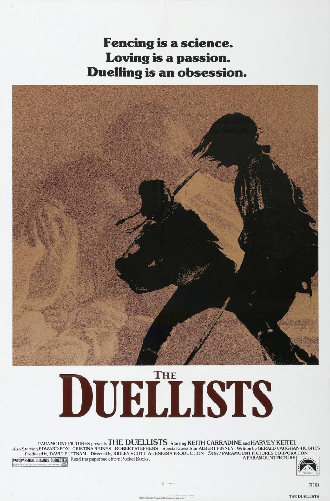 The Duellists (1977) - Ridley Scott