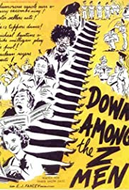Down Among the Z Men Poster