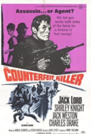 The Counterfeit Killer Poster