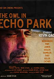 The Owl in Echo Park Poster
