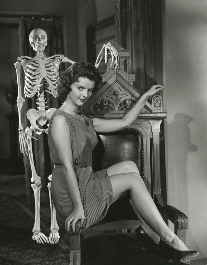Carolyn Craig in House on Haunted Hill (1959)