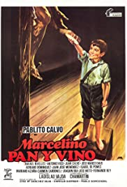 The Miracle of Marcelino Poster