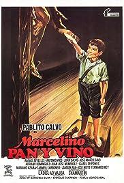 Marcelino pan y vino Poster