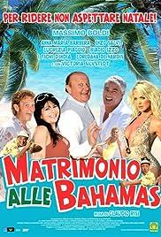 Matrimonio alle Bahamas Poster