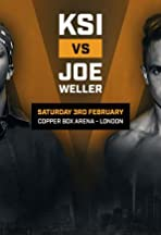 KSI vs. Weller Live at the Copper Box Arena