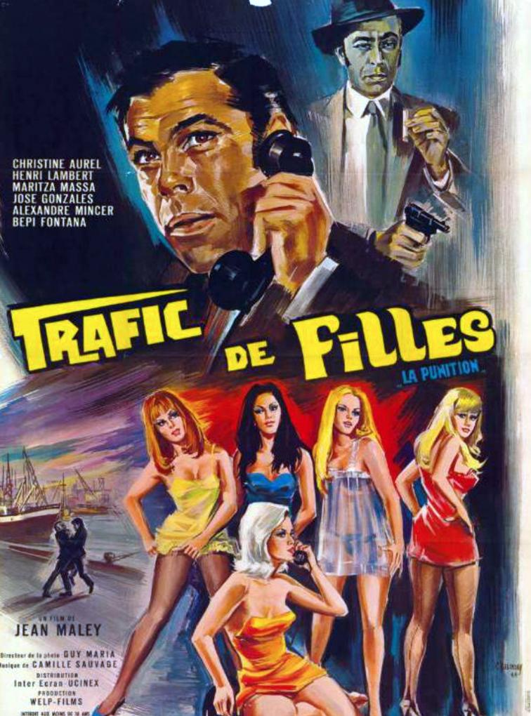 Trafic de filles (1969)
