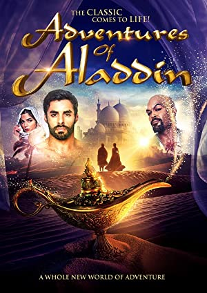 Download Adventures of Aladdin (2019) 720p Web-DL English HD x264 Full Movie
