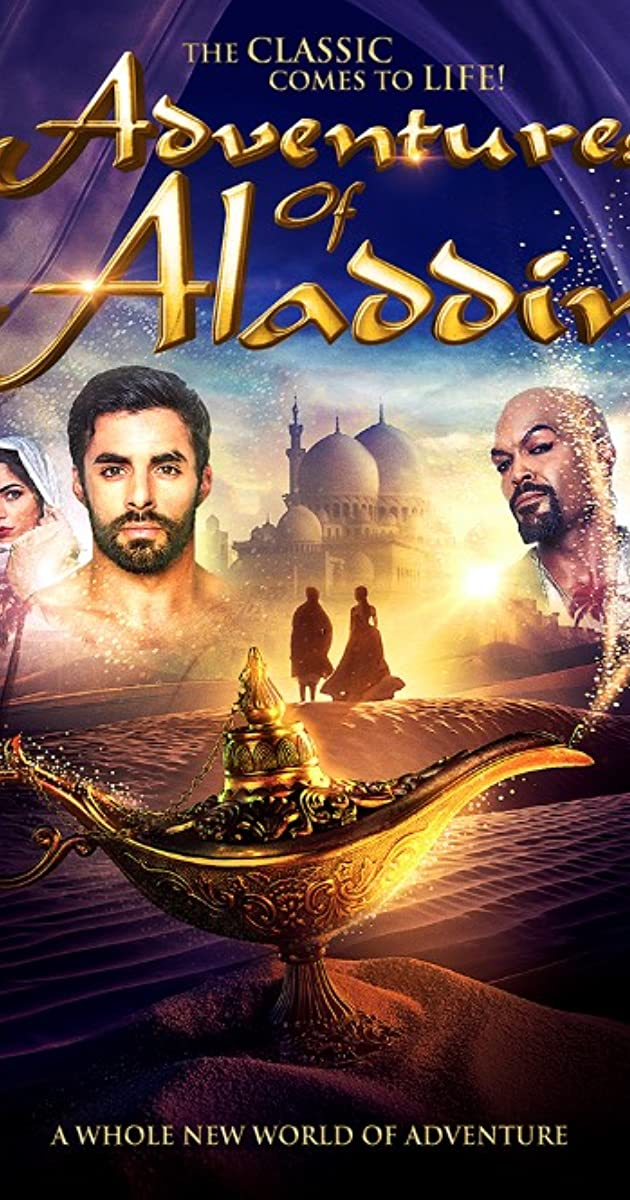 Adventures Of Aladdin (2019) [WEBRip] [720p] [YTS.AM]