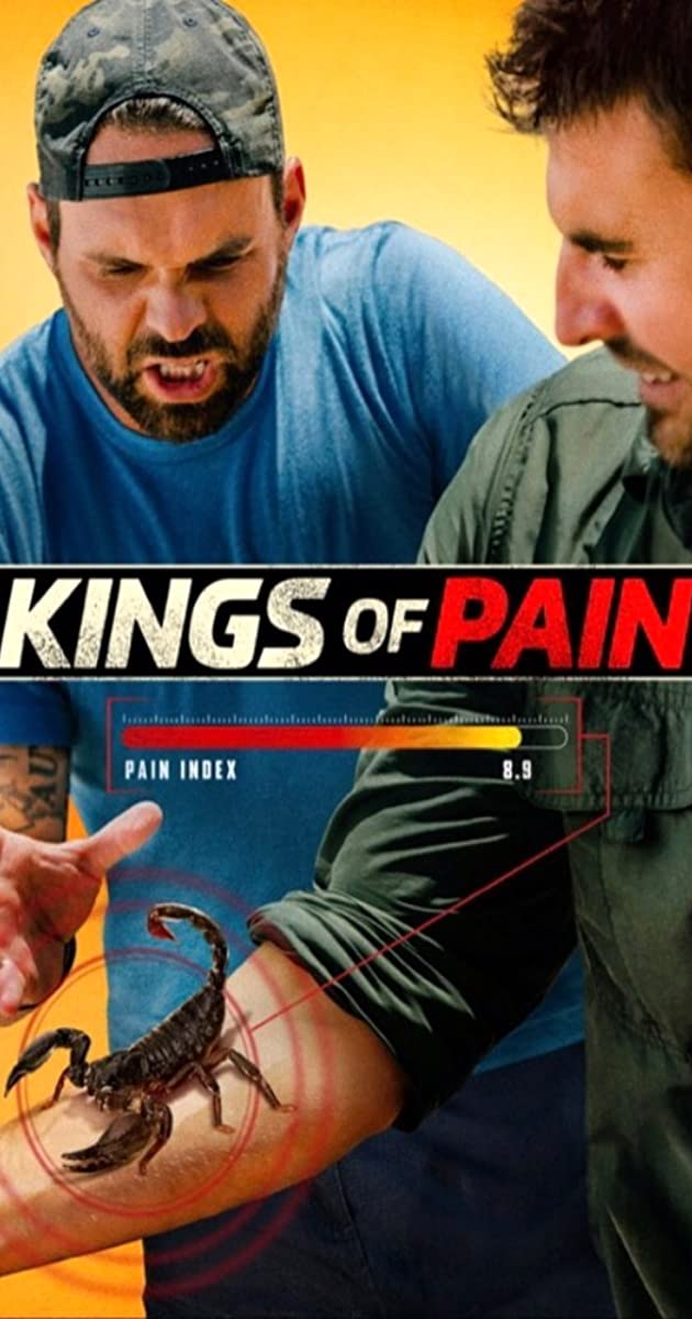Download Kings of Pain or watch streaming online complete episodes of  Season 1 in HD 720p 1080p using torrent