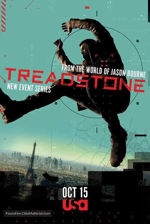 Treadstone (2019) Season 1 Hindi Dubbed