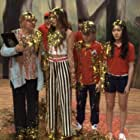 Nicole Sullivan, Bryana Salaz, Tait Blum, and Telci Huynh in Team Kaylie (2019)