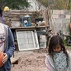 Gustavo Escobar, Isabela Merced, and Julianna Gamiz in Instant Family (2018)