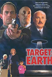 Target Earth Poster