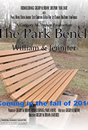 The Park Bench: William & Jennifer Poster